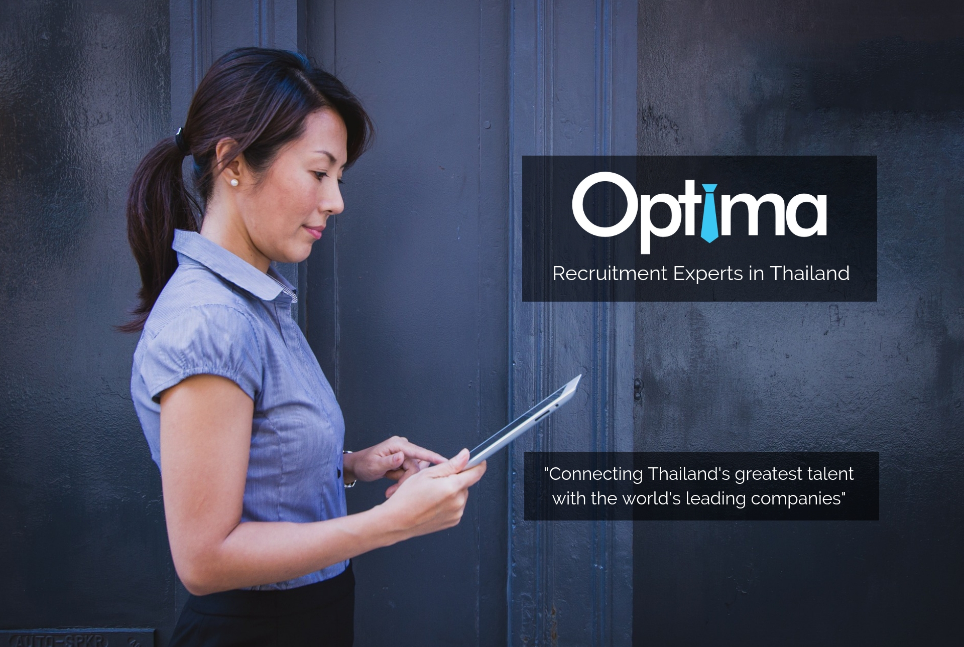 Optima Search - Recruitment Experts in Thailand